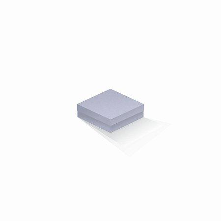 Caixa de presente | Quadrada Color Plus São Francisco 10,5x10,5x4,0