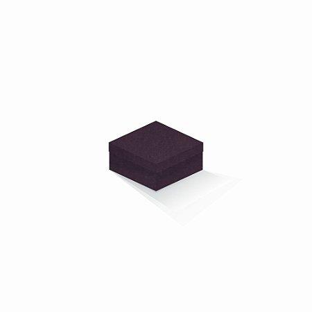 Caixa de presente   Quadrada Color Plus Mendoza 10,5x10,5x6,0