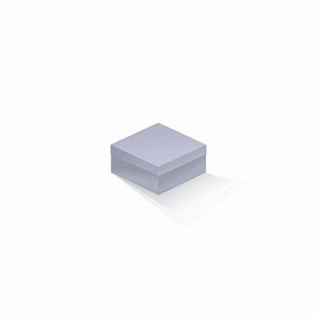 Caixa de presente   Quadrada Color Plus São Francisco 10,5x10,5x6,0