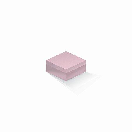 Caixa de presente | Quadrada Color Plus Verona 10,5x10,5x6,0