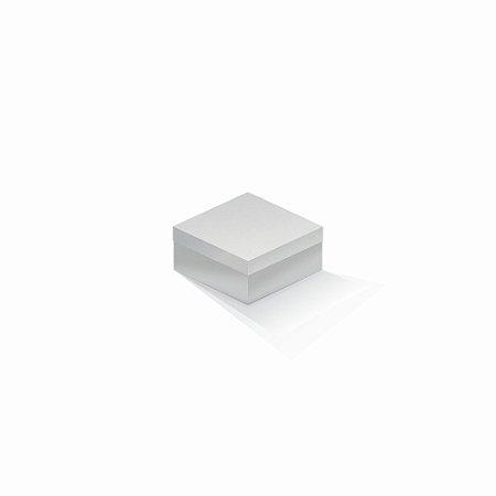 Caixa de presente | Quadrada Triplex 10,5x10,5x6,0