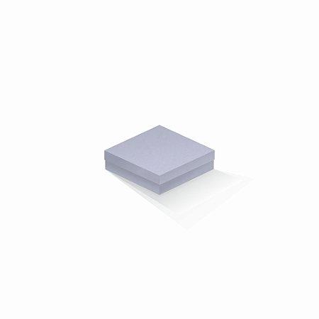 Caixa de presente   Quadrada Color Plus São Francisco 12,0x12,0x4,0
