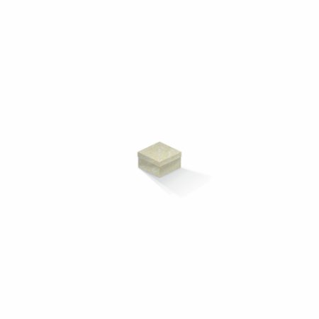 Caixa de presente | Quadrada Color Plus Metálico Majorca 5,0x5,0x3,5