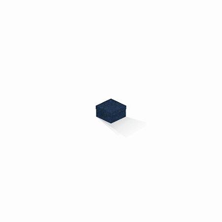 Caixa de presente   Quadrada Color Plus Porto Seguro 5,0x5,0x3,5