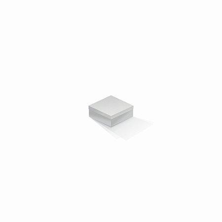 Caixa de presente | Quadrada Color Plus Alaska 7,0x7,0x3,5