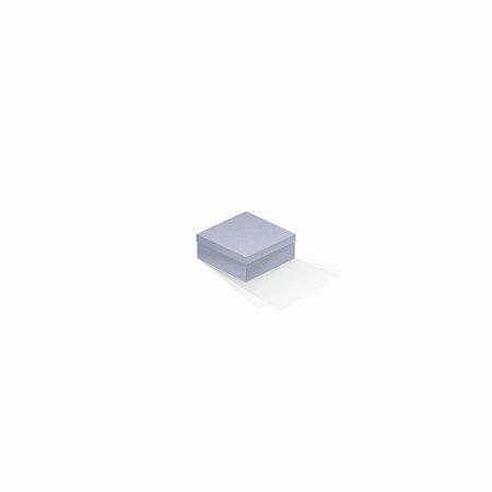 Caixa de presente | Quadrada Color Plus São Francisco 7,0x7,0x3,5