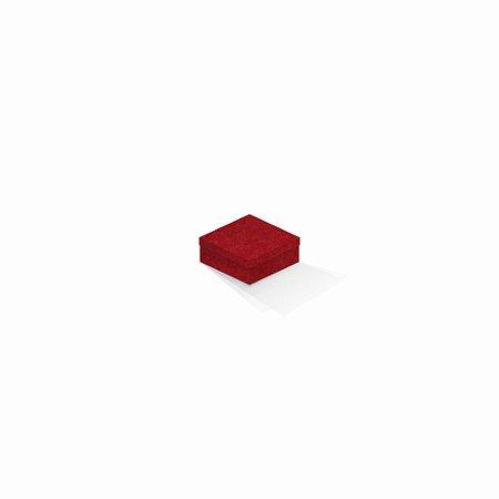 Caixa de presente   Quadrada Color Plus Tóquio 7,0x7,0x3,5