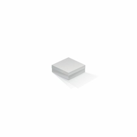 Caixa de presente | Quadrada Color Plus Alaska 8,5x8,5x3,5