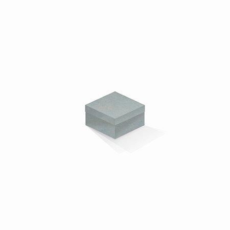Caixa de presente   Quadrada Color Plus Milano 9,0x9,0x6,0