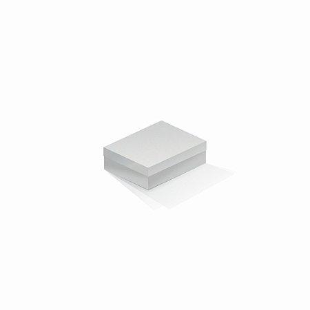 Caixa de presente   Retângulo Color Plus Alaska 10,0x13,0x3,5