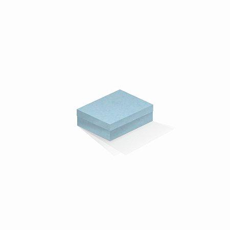 Caixa de presente   Retângulo Color Plus Santorini 10,0x13,0x3,5