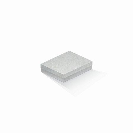Caixa de presente | Retângulo Color Plus Metálico Aspen 12,0x15,0x4,0
