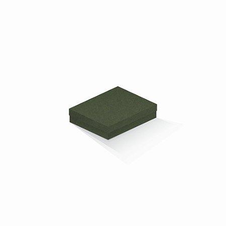 Caixa de presente | Retângulo F Card Scuro Verde 12,0x15,0x4,0