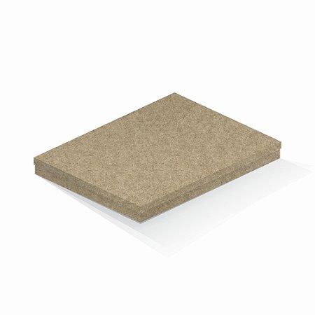 Caixa de presente   Retângulo Kraft 23,5x31,5x3,5