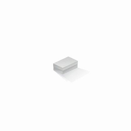 Caixa de presente | Retângulo Color Plus Alaska 5,0x8,0x3,5