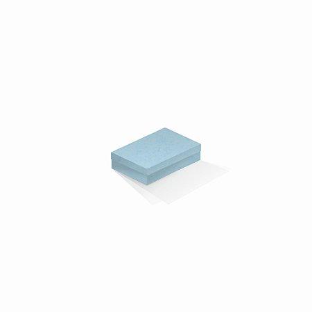 Caixa de presente | Retângulo Color Plus Santorini 8,0x12,0x3,5