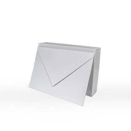 Lote 30 - Envelope Aba Bico 11,0x16,0 - 50 unid.