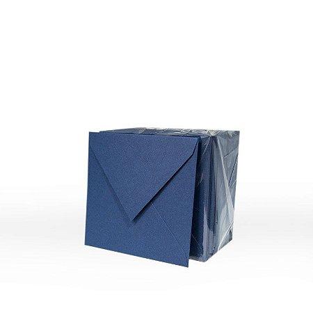 Lote 36 - Envelope Aba Bico 10,0x10,0 - 50 unid.
