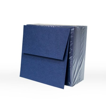 Lote 65 - Envelope Aba Reta 10x10 - 50 unid.