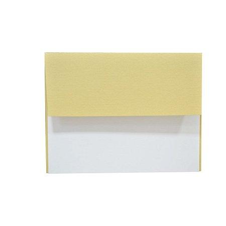 Lote 77 - Envelope Aba Reta 11,2x14,6 - 50 unid.