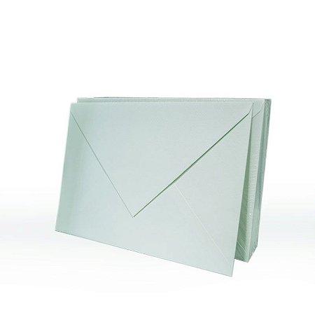 Lote 123 - Envelope Aba Bico 16,5x22,5 - 50 unid.