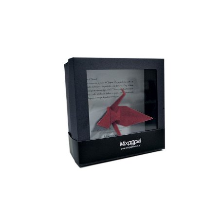 Kit Origami - Tsuru - Color Plus Pequim 10x10
