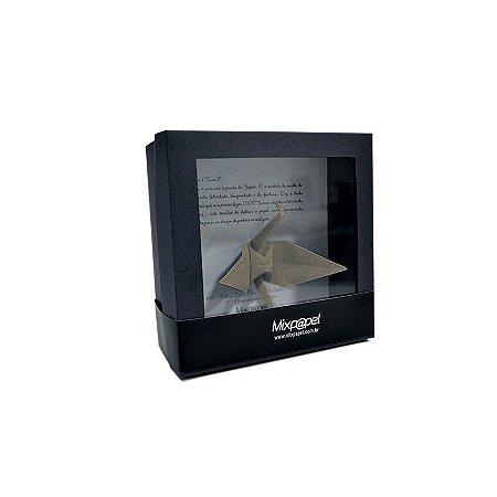 Kit Origami - Tsuru - Color Plus Havana 15x15