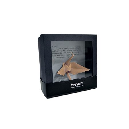 Kit Origami - Tsuru - Color Plus Madrid 15x15