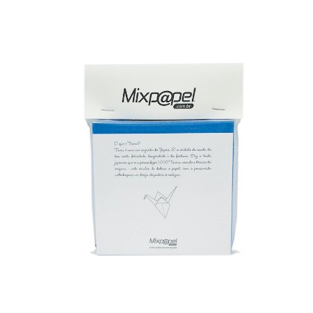 Refil Origami - Tsuru - Color Plus Grécia 15x15