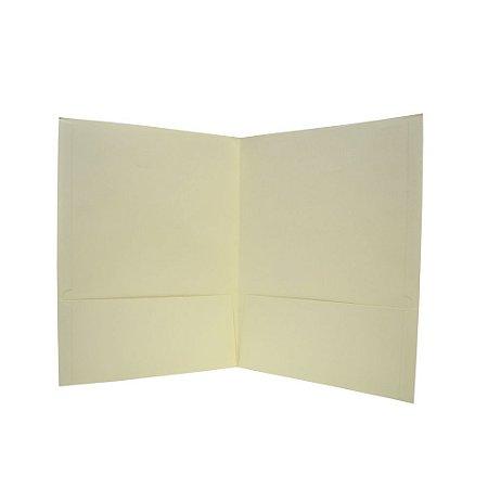 Lote LP014 - Pasta 2 bolsos 22,5x31,0 - 25 unid.
