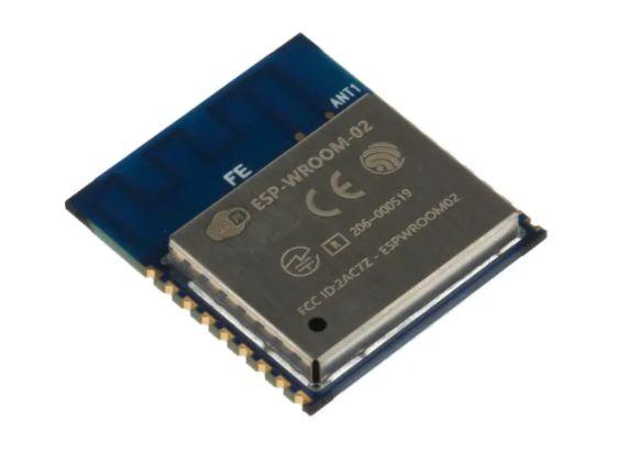 Módulo ESP8266 ESP-WROOM-02