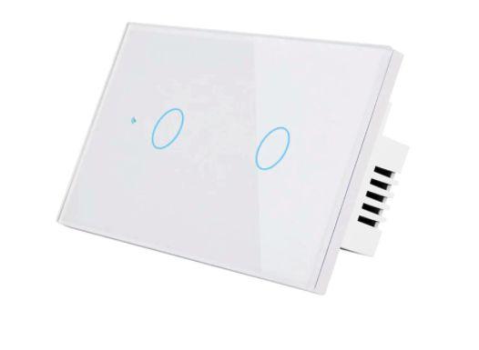 Interruptor Inteligente 2 Canais WiFi Tuya