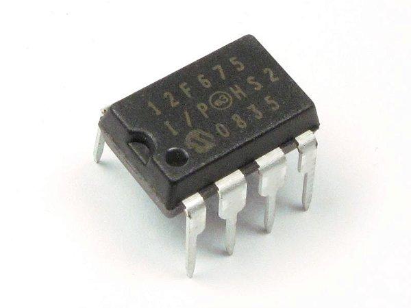 Microcontrolador PIC 12F675