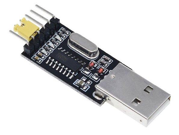 Módulo Conversor Usb/Serial  TTL CH340