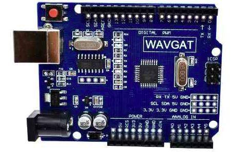 Arduino Uno Wavgat SMD + Cabo USB