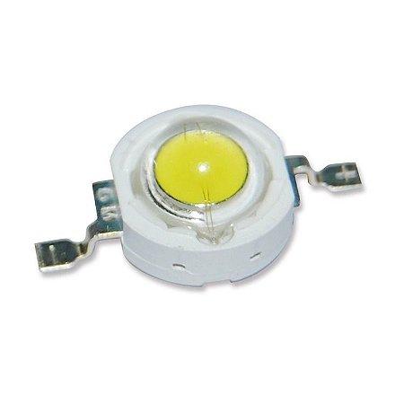 LED Branco de Alto Brilho (1W e 3W)