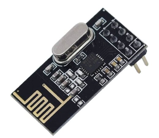 Módulo Wireless - Transceptor NRF24L01 2.4GHZ