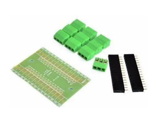 Placa de Expansão para Arduino Nano