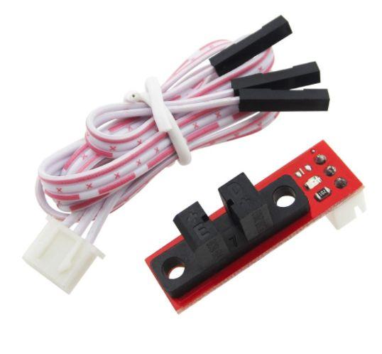Módulo Chave Fim de Curso Óptica TCST2103 para Impressora 3D RepRap e CNC