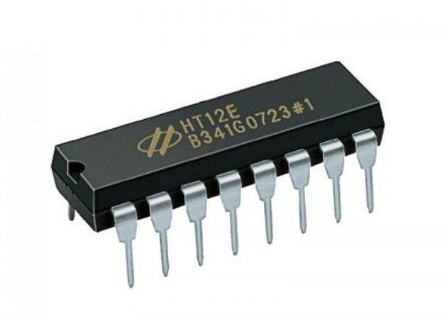 Circuito Integrado HT12E - Encoder