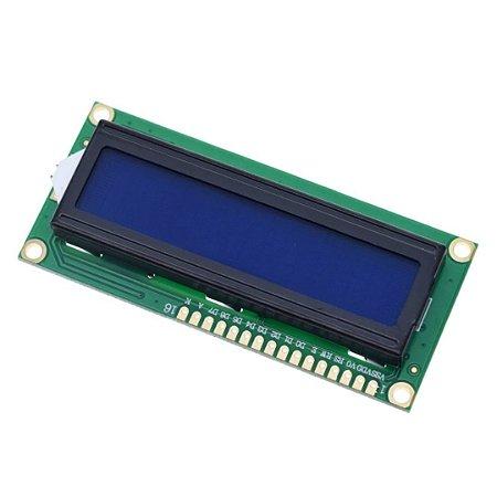 Display LCD 16x2 Backlight Azul