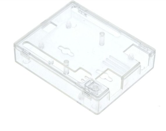 Case Acrílico para Arduino Uno