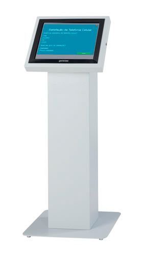 TOTEM DIGITAL TOUCH SCREEN 15,6 POLEGADAS