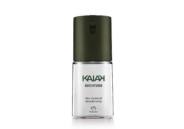 Desodorante Corporal Kaiak Aventura Masculino 100ml- Natura