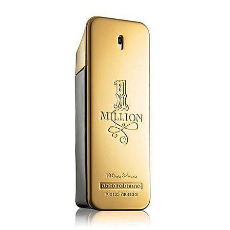 One 1 Million Paco Rabanne Eau de Toilette Perfume Masculino 100ml
