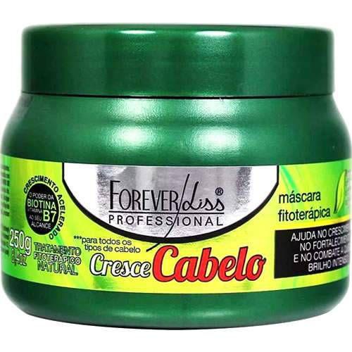 Forever Liss Cresce Cabelo Máscara Fitoterápica 250g