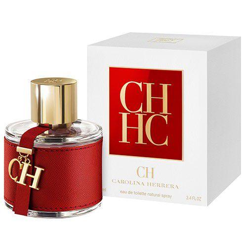 Perfume CH Carolina Herrera Feminino Eau de Toilette 100ml