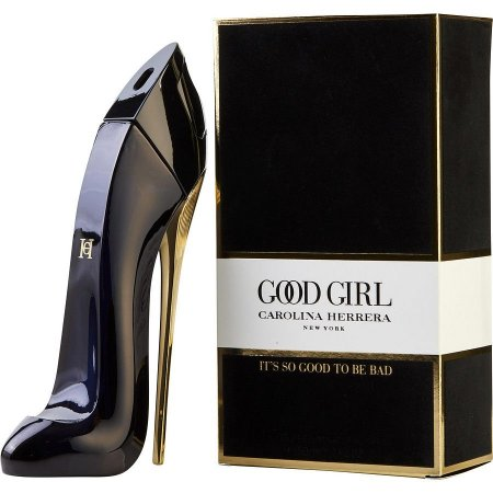 Good Girl Perfume Feminino Carolina Herrera Eau de Parfum 80ml