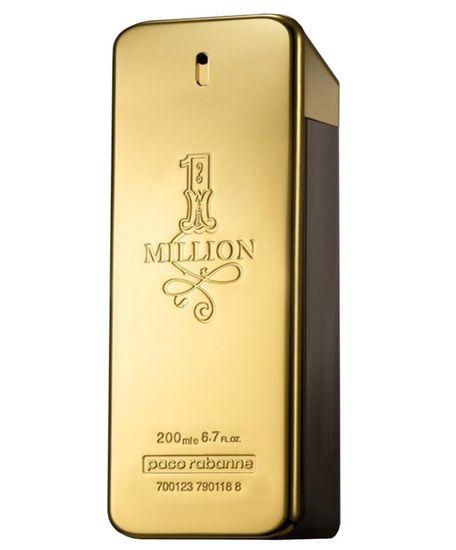 One 1 Million eau de toilette masculino 200ml - Paco Rabanne