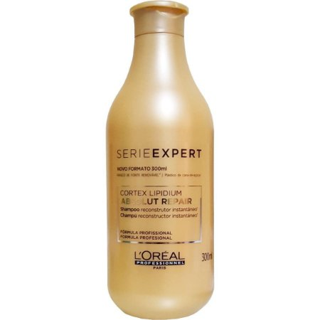 Shampoo Absolut Repair Lipidium L'Oréal Professionnel Expert 300ml